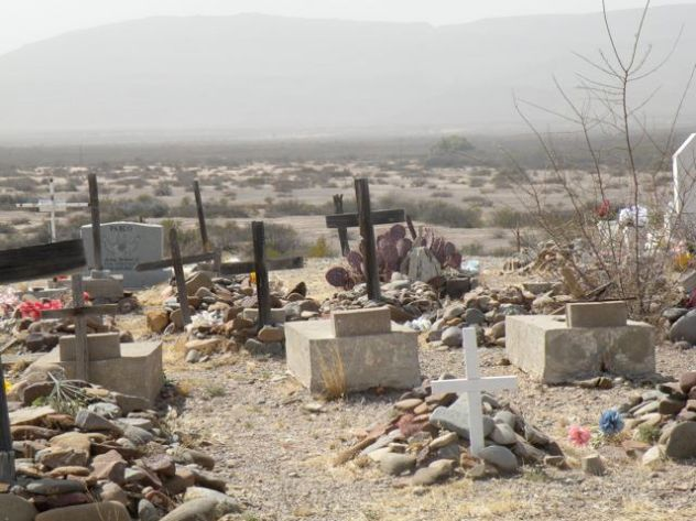 Indio Ranch Cemetery